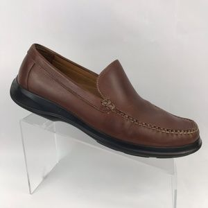 Cole Haan Men's Sz 10M Moc Toe Slip-On Loafers